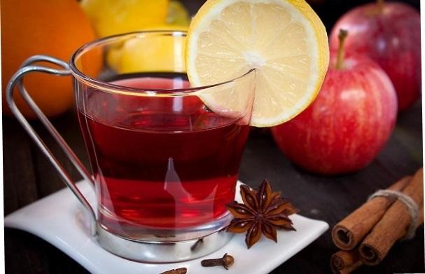 Indian detox tea.