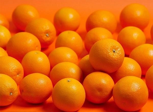 Orange diet.