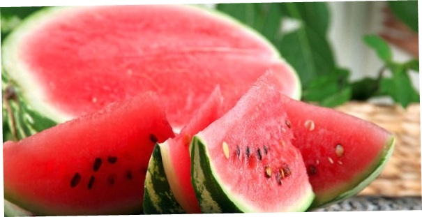 Watermelon diet.