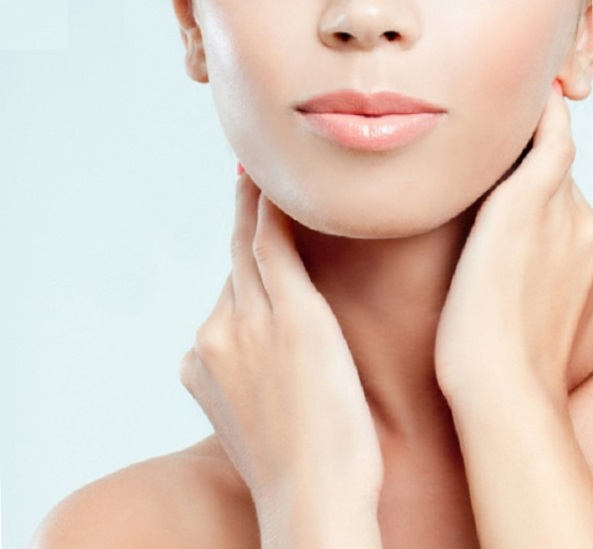 How to maintain the elasticity of the skin of the neck.