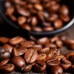 Coffee restores skin freshness.