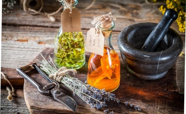 Tinctures for atherosclerosis.
