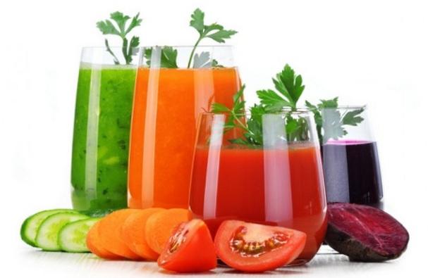 Juices from arrhythmia.