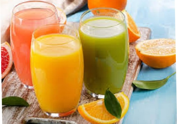 Juices from cataracts.