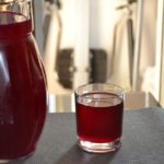 Beet kvass from a stroke.