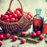 Medicinal tea for menopause.