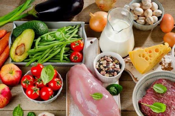 Protein diet for weight loss.