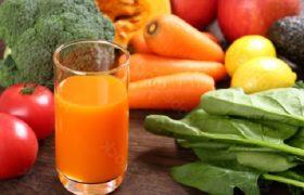 Carrot Mono Diet.