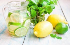 Lemon diet.